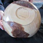 Hawthorn bowl - Roger Gubbin