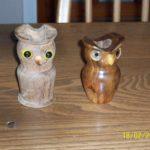Demo owls