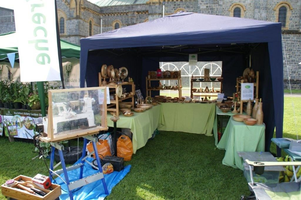 Buckfast Abbey Millenium Charity Fair 2018
